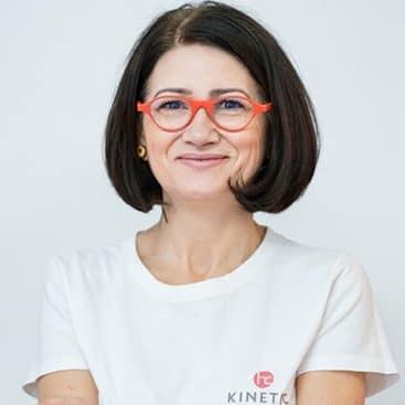 Liliana Corodan kinetoterapeut