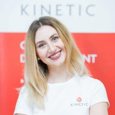 Zsiga Anna specialist kinetoterapie