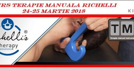 CURS TERAPIE MANUALĂ RICHELLI (TMI)