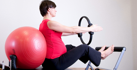 Kinetoterapia în perioada sarcinii
